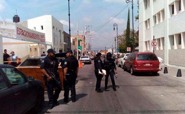 Asesinan a director de la policía de Nochistlán