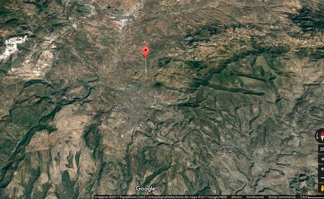 Localizan 14 cuerpos en fosa encontrada en Zacatecas