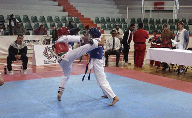 Habrá campeonato de taekwondo en Zacatecas
