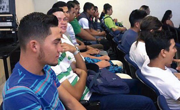Ingresarán 150 alumnos a la UPSZ en Juchipila