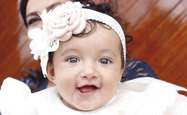 Kesia Martínez es ahora hija de Dios