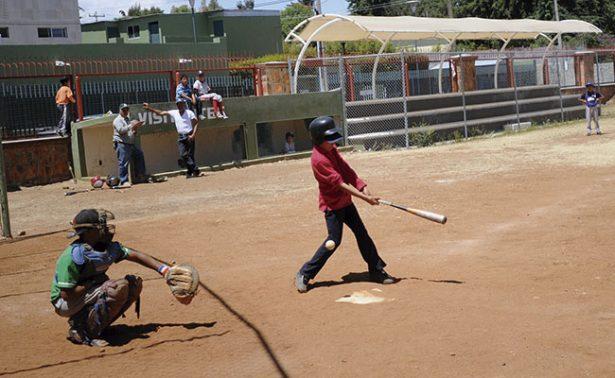 Llega la final del beisbol infantil a Fresnillo