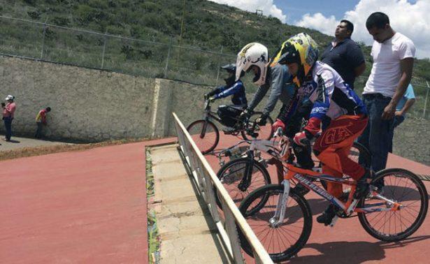 Un éxito la séptima etapa estatal de BMX