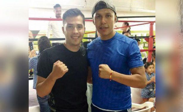 César Robles, orgullo del box juchipilense