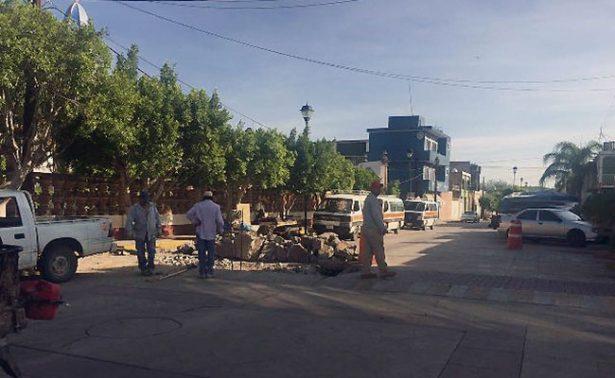 Modernizan bulevar norte de Tabasco, Zacatecas