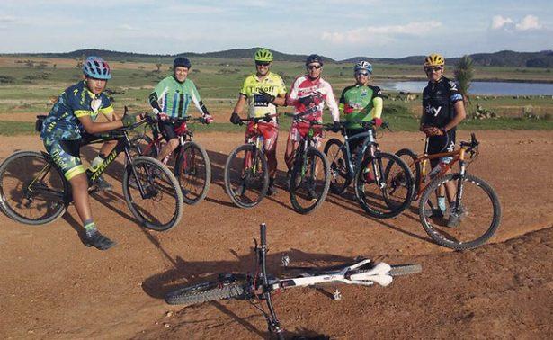 Fresnillo prepara justa de ciclismo de montaña