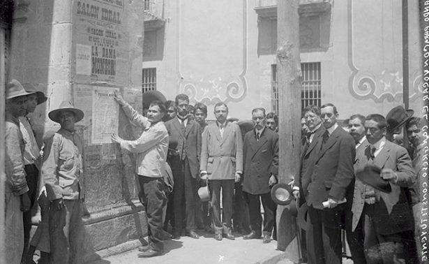 """La Fototeca alberga la exposición """"La Constitución de 1917"""""""