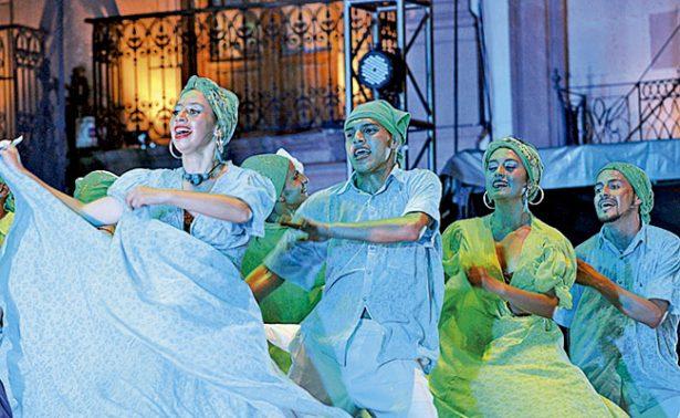 Colombia cautivó en el Festival del Folclor