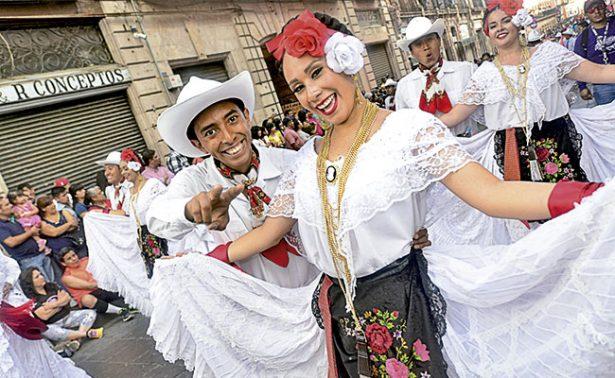 Entre aplausos culminó el Festival del Folclor