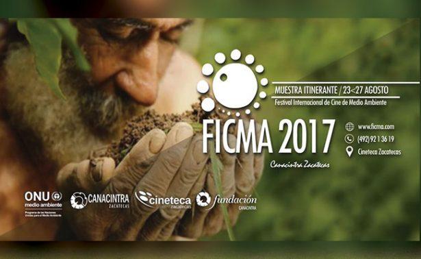 Anuncian el Festival de Cine de Medio Ambiente