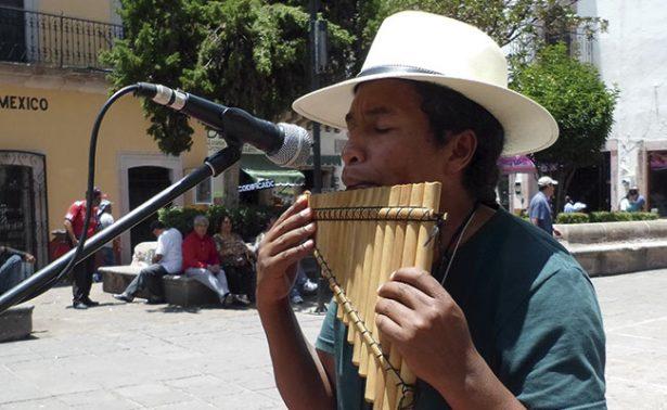 Zacatecas se llena de la música de Ecuador
