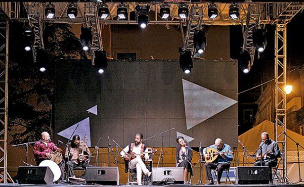 Ensamble Didar, cautivó con su música persa