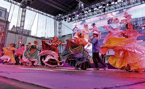 Honduras enamoró a los zacatecanos con su folclor