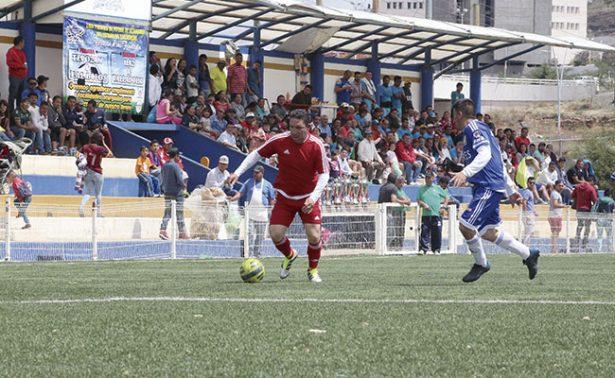 Rojos dominó el partido frente a los Murillo