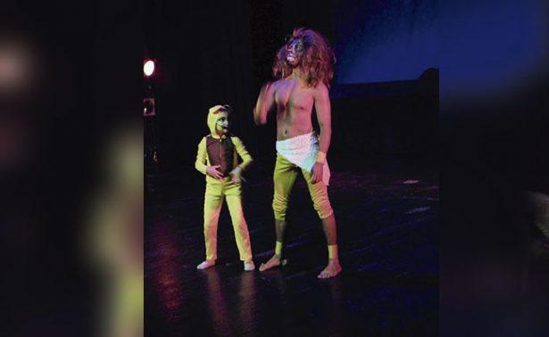 """El musical """"El rey león"""" encantó a los zacatecanos"""