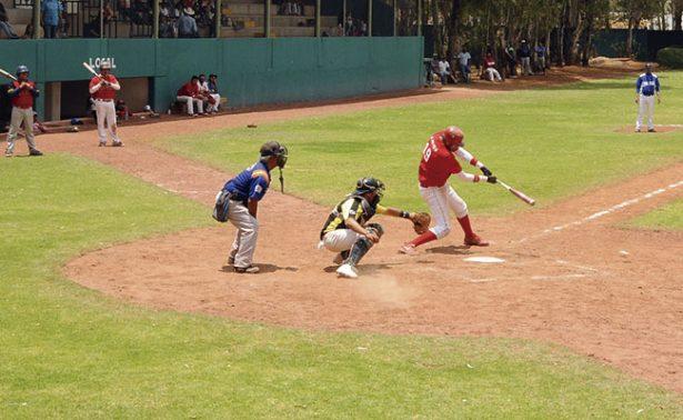 Rojos y Azules medirán su poderío en beisbol