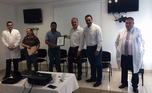 Seguro Popular logra certificación en Tabasco, Zacatecas