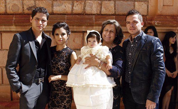 Emily García recibió su primer sacramento