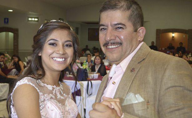 Doble festejo en la familia Robles González