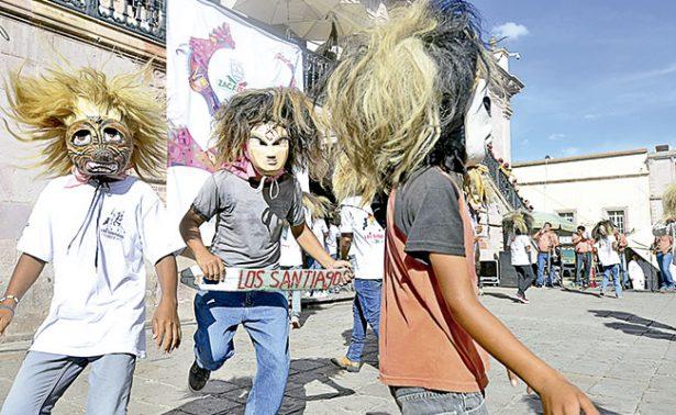 Los tastoanes, una tradición arraigada en Zacatecas