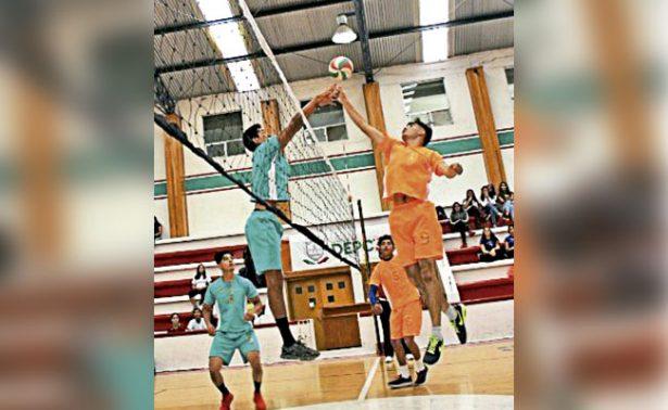 Calera recibirá al voleibol zacatecano
