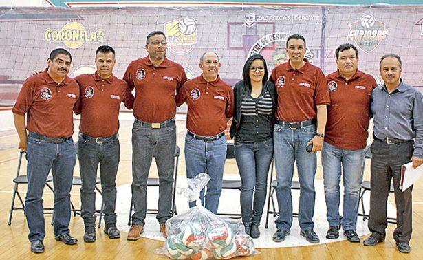 Llega el voleibol a la Liga de Desarrollo de Talentos