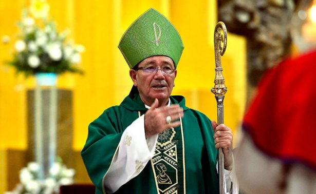 Obispo de Zacatecas califica con un ocho al gobernador
