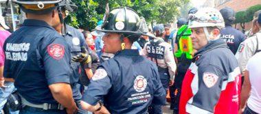 Zacatecanos ya trabajan en labores de rescate en CDMX