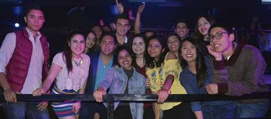 Noche de antro para los alumnos del Tec de Zacatecas