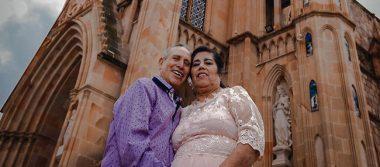 Herlinda y Jesús; un amor para toda la vida