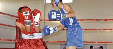Subió al ring lo mejor del box zacatecano
