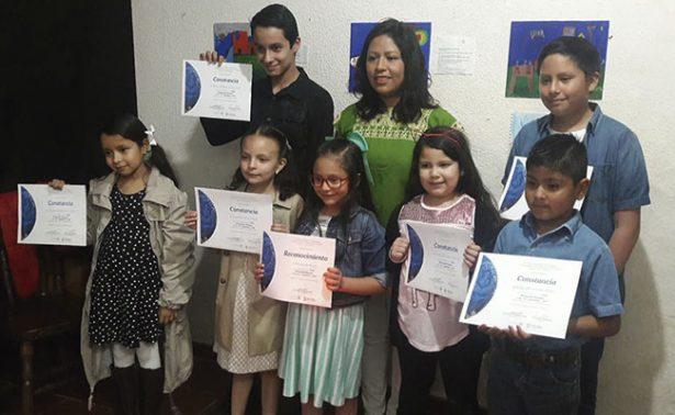 Infantes exponen obras pictóricas en Zacatecas