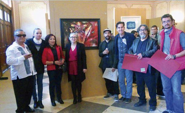 Artistas alzan la voz contra la violencia