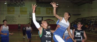 Llega a Fresnillo la Liga de Baloncesto Telemex