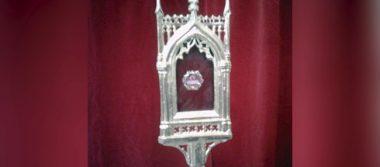 Juchipila recibe reliquias de San Francisco de Asís
