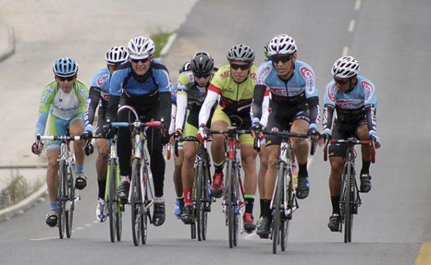 Los pedalistas entraron al ciclismo de ruta