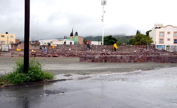 Lluvia y baja temperatura se pronostican para Zacatecas