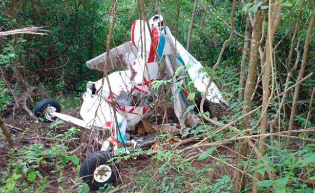 Localizan en Guerrero avioneta piloteada por zacatecano