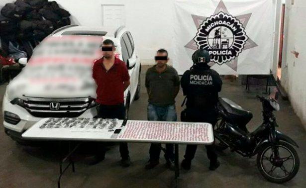 Capturan en Ixtlán Michoacán a policía de Nochistlán
