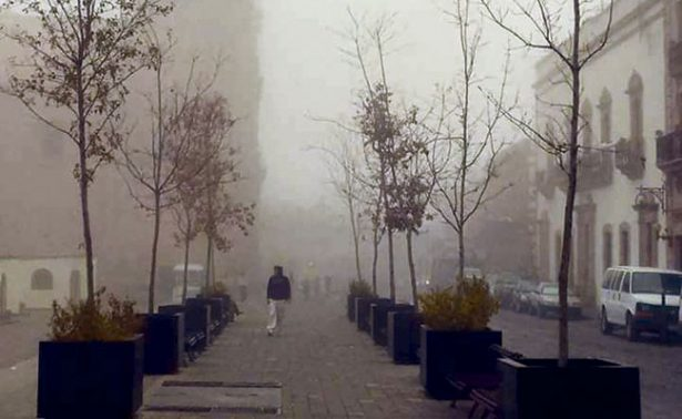 Pronostican bajas temperaturas durante invierno en Zacatecas