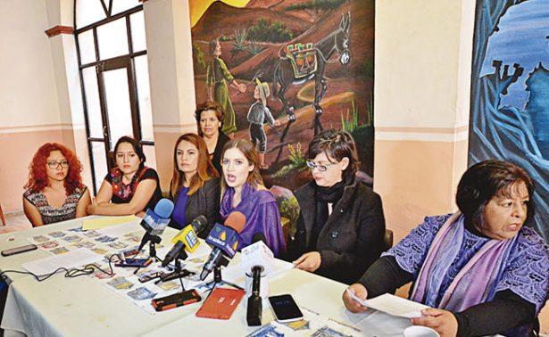"Asociación femenina critica reacción tardía en el ""Caso Cinthia"""