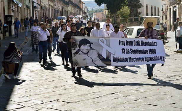 Proponen en Zacatecas crear red ciudadana de seguridad