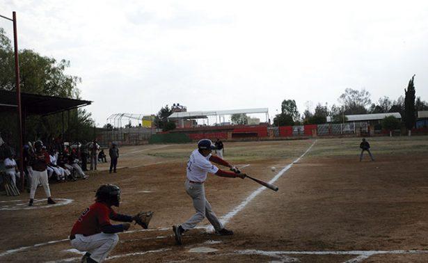 Preparan torneo de beisbol de otoño en Fresnillo