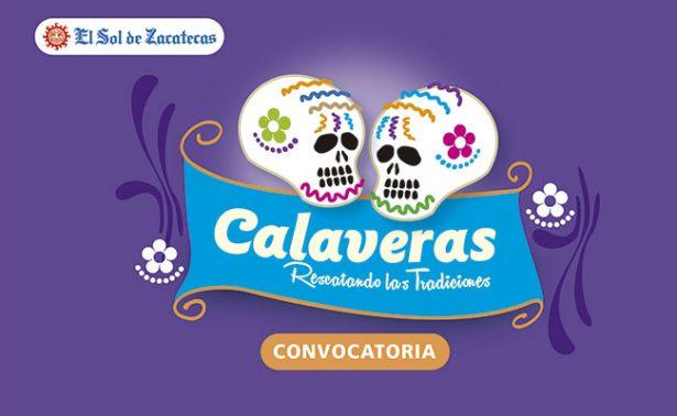 """Convocatoria """"Calaveras literarias"""" El Sol de Zacatecas"""