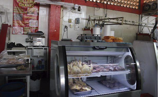 Se mantiene el precio de la carne en Jalpa