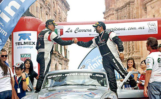 Hoy llega la Carrera Panamericana a Zacatecas