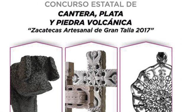 Convocan a concurso de cantera, plata y piedra volcánica