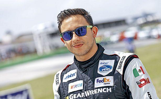 Contreras acelera a la penúltima fecha Nascar