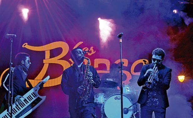 Los Brass brindaron un concierto inolvidable