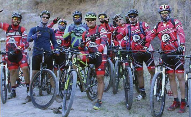 El ciclismo MTB llega al Cerro Prieto de Calera